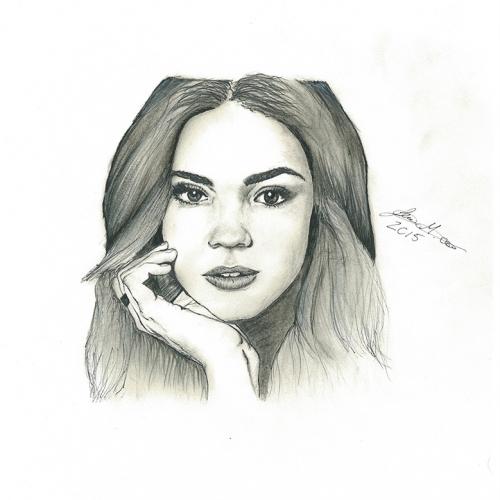 T-014 - Maia Mitchell - 2015
