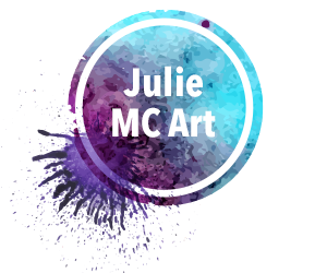 Julie MC Art Logo