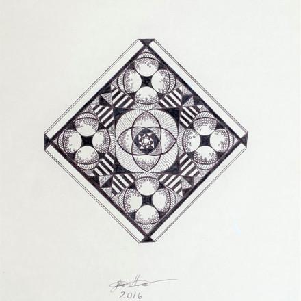 MA-008-Straight-lines-A3-Kunstpapir-2016